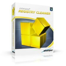 Ashampoo Registry Cleaner, Optimizer, Maintain PC Fix Errors, NEW