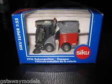 SIKU 1/55 HAKO PATH ROAD SWEEPER QUALITY MODEL MADE IN GERMANY 2936