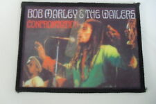 Bob Marley & The wailers Confrontation Sew On patch music