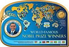 Sierra Leone - 2019 Barack Obama - Stamp Souvenir Sheet - SRL190220d