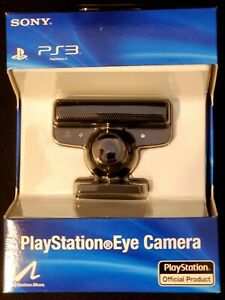 Sony PlayStation 3 PS3 Eye Camera New & Factory Sealed