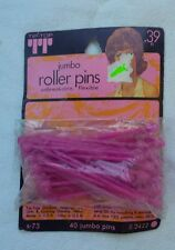 Vintage Roller/Fasteners Pins! Pack of 40   Unique old hard to find Items! NICE