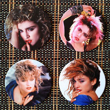 Madonna 4 x Coaster Set NEW Holiday Into the Groove