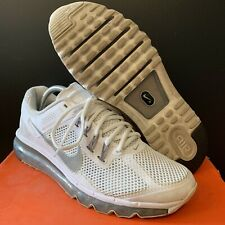 Nike Air Max 2013 White Athletic Shoes