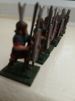 War Games  Metal Figures x 10  Roman soldiers  25mm