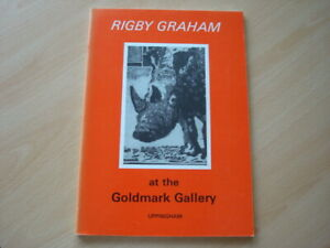 Rigby Graham at the Goldmark Gallery