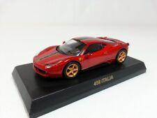 1:64 Kyosho Ferrari 458 Italia 2012 20th Anni China Golden Dragon Marco Polo Red