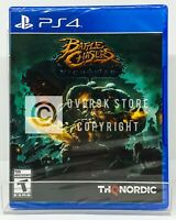 Battle Chasers Nightwar - PS4 - Brand New | Factory Sealed