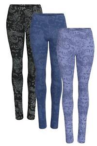 Organic cotton printed leggings