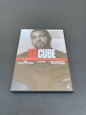 Ice Cube Triple Feature (DVDS, 3-Disc, 2008) Anaconda, Ghosts of Mars, XXX DVD