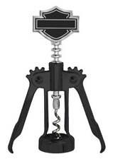 Harley-Davidson ® barra y escudo silueta Sacacorchos Vino Abridor HDL-18586