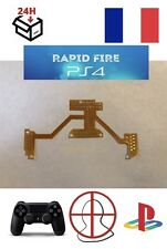 rapid fire ps4 playstation manette controller remapping palette