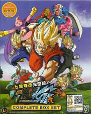 Japanese Anime DVD Dragon Ball Kai Complete Vol 1 - 159 End Animation Box Set