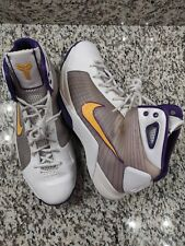 6c03a09cbeb4 Nike 2008 Kobe Hyperdunk Supreme Size 14 LA Lakers Yellow Purple 333373-172