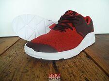 SUPRA FOOTWEAR RUNNER SNEAKER NEU RED GR: US 9 EUR 42.5 SUPRA FOOTWEAR
