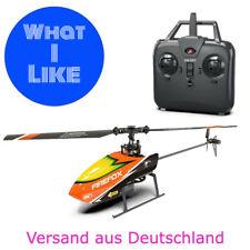 rc ferngesteuerter Hubschrauber 4-Kanal Mini Helikopter (RTF) mit 6-Achsen-Gyro