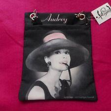 NEW Audrey Hepburn Passport Bag