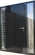 Black door Schuco ADS 75.SI