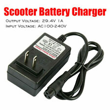 24V Battery Charger for Razor E100 E125 E175 Electric Scooter 3.3 FT Power Cord