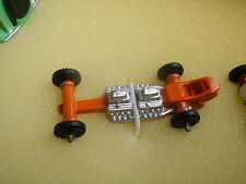 MIDGETOY VINTAGE COLLECTOR dragster orange comme neuf issue du coffret n°1