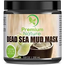 Dead Sea Mud Mask for Face and Body Cellulite Treats Acne Strech Mark Removal