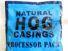 Natural Hog Pork casings gut for homemade sausage Venison Pork Beef etc