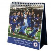 Chelsea FC Official Desktop Easel Calendar 2021 Christmas Gift Secret Santa