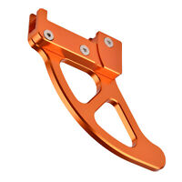 Rear Brake Disc Guard Protector For KTM 125 250 350 450 525 530 SX XC XCW EXC F