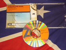 COLLECTIVE SOUL - perfect day  2 trk PROMO MAXI CD 2000