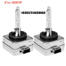 2Pcs 6000K FOR BMW Xenon D1S BULBS HID HEADLIGHT LIGHT LAMP pn 63217217509