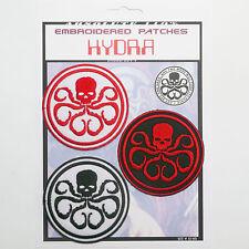 HYDRA - SHIELD / AVENGERS Iron-On Patch Super Set #145