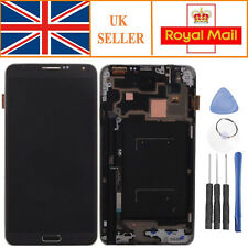 LCD Touch Screen Glass Digitizer Frame For Samsung Galaxy Note 3 N9005 (4G ver.)