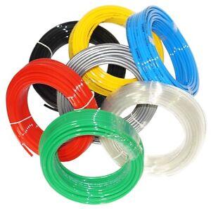 Polyethylen-Schlauch PE-Schlauch Pneumatikschlauch Druckluft-Schlauch  25m