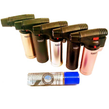 5 i series Eagle Torch Lighter Gun Windproof Jet Flame Refillable+ Butane
