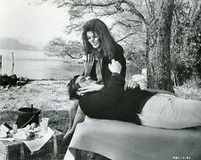 ANOUK AIMEE OMAR SHARIF  THE APPOINTMENT LE RENDEZ-VOUS 1969  PHOTO ORIGINAL #5