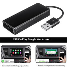 USB Apple Iphone Carplay Dongle Android Auto For Android Stereo Radio Head Unit