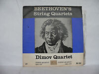 BEETHOVEN'S STRING QUARTETS VINYL MADE IN BULGARIA BKA 1069 BALKANTON  #1698