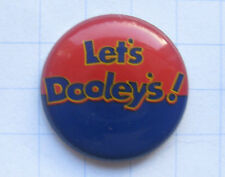 LET`S DOOLEY`S !   ........................ Getränke Pin (103a)