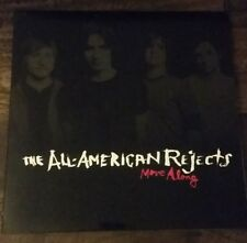 "THE ALL AMERICAN REJECTS MORE ALONG / COLORED VINYL LP + 7"" VINYL NM"