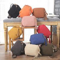 Fashion Womens Leather Shoulder Bag Satchel Handbag Tote Hobo Crossbody Bags AU