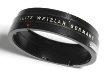 Leica Leitz Adapter Ring Without Hood-Still Nice