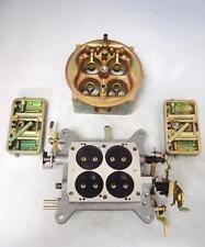 HP 850 CFM Carburetor Center Body + Base Plate & Adjustable Metering Blocks Carb