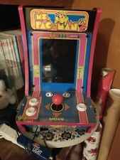 Arcade1Up Ms. Pacman Countercade Tabletop For Parts
