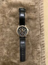 Men's Fossil Stainless Steel Watch Good Condition