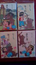 Seton Doubutsuki: Kuma no Ko Jacky El bosque de Tallac Jackie y Nuca e Jill