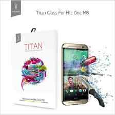 Premium Tempered Glass Screen Protector Protective Film For HTC One M8 Top