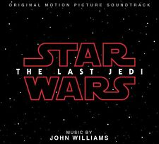 STAR WARS - THE LAST JEDI  (Double LP Vinyl) sealed