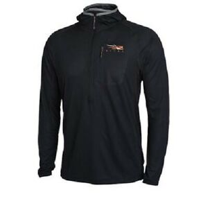 Sitka Core Lightweight Hoody Black 2019