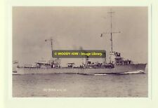 rp7680 - Yugoslav Navy Warship - Dubrovnik - photo 6x4