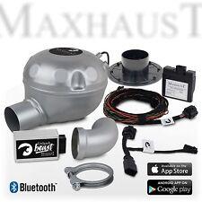 Maxhaust Soundbooster SET mit App-Steuerung Mercedes C-Klasse W205